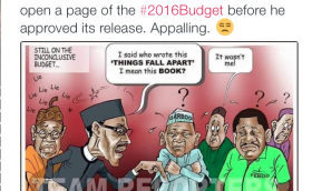2016 Budget Cartoon