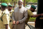 Olisah Metuh of PDP in handcuffs