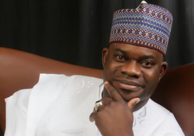Mr Yahaya Bello, the new Kogi State Governor