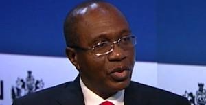 The Central Bank of Nigeria (CBN) Governor, Godwin Emefiele