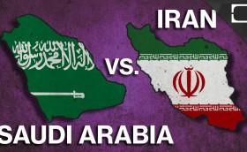 Saudi Arabia VS Iran Picture