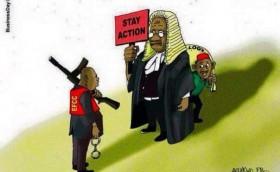 EFCC and Judiciary