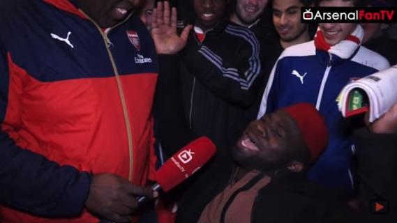 Arsenal Nigerian Fan