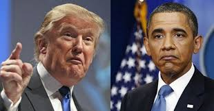 Barack Obama VS Donald Trump