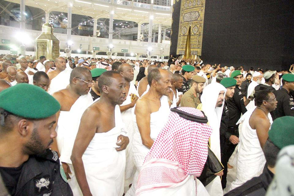 Buhari Prayer