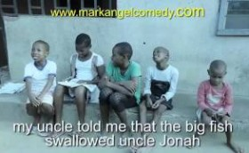 Emmanuella - Mark Angel Comedy