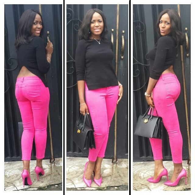 Linda Ikeji, the Nigerian Blogger