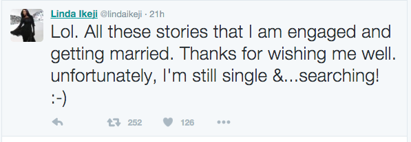 Linda-Ikeji-Tweet-on-engagement-marriage