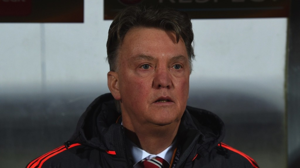 Manchester United Manager, Louis Van Gaal