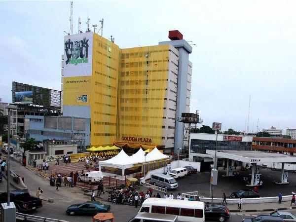MTN Lagos HQ Building