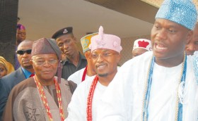 Ooni of Ife and Alake of Egbaland