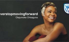 StanbicIBTC Ad featuring Olajumoke Orisaguna
