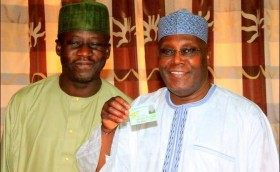Asiku Abubakar receives national ID Card