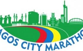 Lagos City Marathon Logo