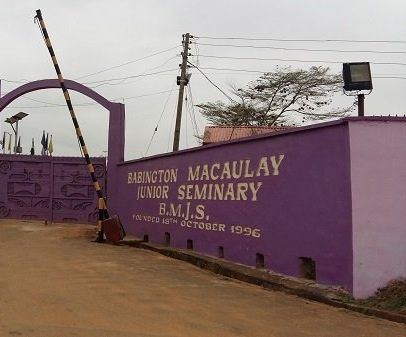 Babington Macaulay Junior Seminary