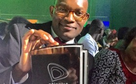 Fiston Mwanza Mujila - Etisalat Prize for Literature 2015 Winner