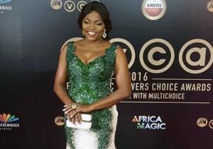 Funke Akindele - Jenifa at AMVCA 2016