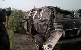 Ocholi accident picture