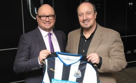 Rafa Benitez - Newcastle United Manager