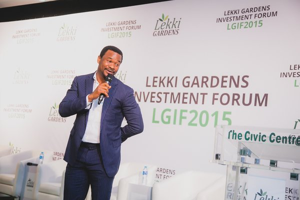 Richard Nyong, Lekki Gardens Managing Director