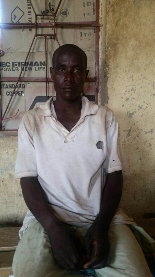 Boko Haram Commander Husband of Chibok Girl