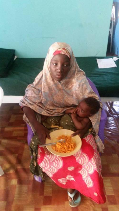 Chibok Girl - Amina Mkeki
