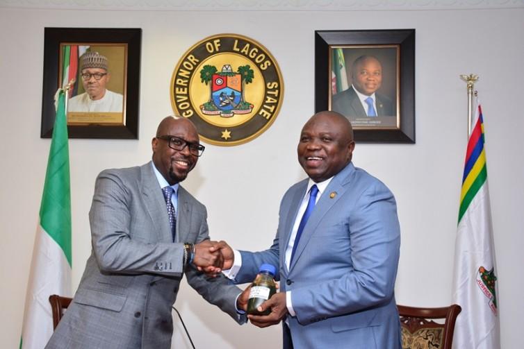Lagos Crude Oil