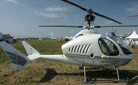 Berkut Helicopter